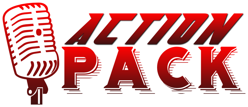 action pack podcast a podcast packed with action